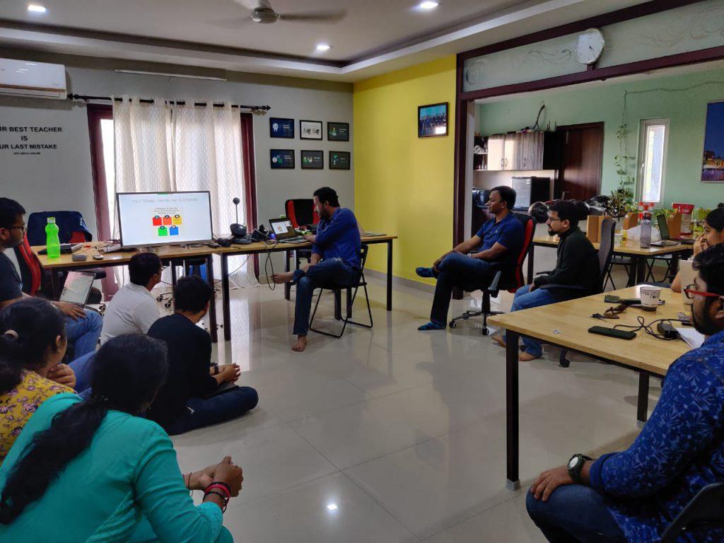 Hackathon at Shortlist